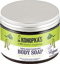Духи, Парфюмерия, косметика Густое мыло для тела очищающее - Dr. Konopka's Deep Cleansing Thick Body Soap