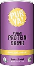 "Духи, Парфюмерия, косметика Протеиновый коктейль ""Красный банан"" - Purya Vegan Protein Drink Red Banana"