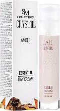 Духи, Парфюмерия, косметика Природный янтарный дневной крем - Hristina Cosmetics SM Crystal Amber Day Cream