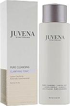 Духи, Парфюмерия, косметика Тоник для нормальной и жирной кожи - Juvena Pure Cleansing Clarifying Tonic