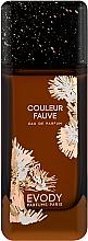 Духи, Парфюмерия, косметика Evody Parfums Couleur Fauve - Парфюмированная вода (тестер с крышечкой)