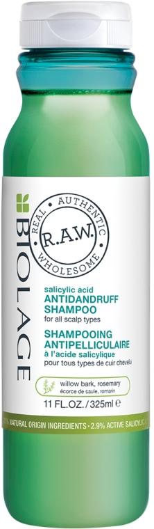 Шампунь против перхоти - Biolage R.A.W. Rebalance Scalp Oil
