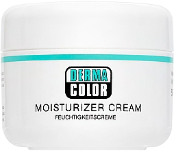 Духи, Парфюмерия, косметика Крем для лица увлажняющий - Kryolan Dermacolor Moisturizer Cream