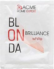 Духи, Парфюмерия, косметика Осветляющая пудра для волос - Acme Color Acme Home Expert Blonda Brilliance White