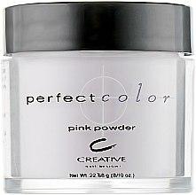 Духи, Парфюмерия, косметика Акриловая пудра непрозрачная розовая - CND Perfect Color Pink Powder