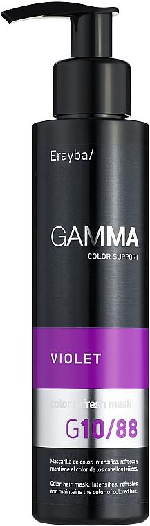 Маска для поддержания цвета волос, 150 мл - Erayba G10 Color Refresh Mask