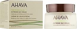 Крем денний для розгладження і підвищення пружності шкіри - Ahava Extreme Day Cream — фото N2