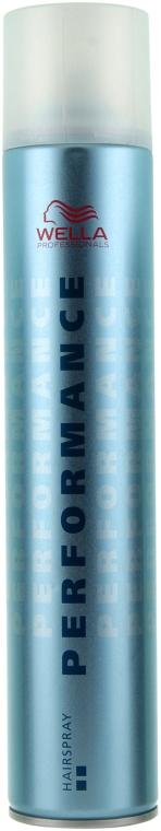 Лак для волос экстрасильной фиксации - Wella Professionals Performance Finishing Spray