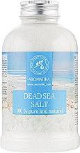 Духи, Парфюмерия, косметика Соль морская для ванн «Мертвого моря» - Aromatika Bath Salt Dead Sea