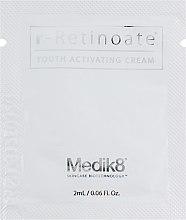 Духи, Парфюмерия, косметика Омолаживающий крем-сыворотка с ретинил ретиноатом - Medik8 r-Retinoate Youth Activating Cream (пробник)