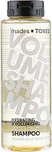 """Шампунь для объема """"Джазово-шальной"""" - Mades Cosmetics Tones Volume Shampoo Jazzy&Crazy — фото N1"""