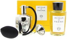 Духи, Парфюмерия, косметика Acqua di Parma Colonia - Набор (edc/180ml + vaporizador)