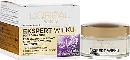 Духи, Парфюмерия, косметика Дневной крем для лица - L'Oreal Paris Age Specialist Expert Day Cream 60+