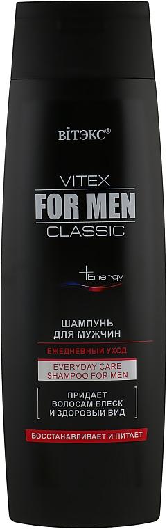 """Шампунь для мужчин """"Ежедневный уход"""" - Витэкс Vitex For Men"""
