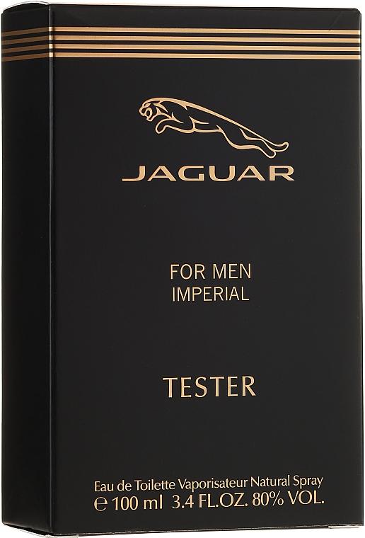 Jaguar Imperial For Men - Туалетная вода (тестер без крышечки)
