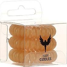 Духи, Парфюмерия, косметика Резинка для волос - HH Simonsen Hair Cuddles Gold