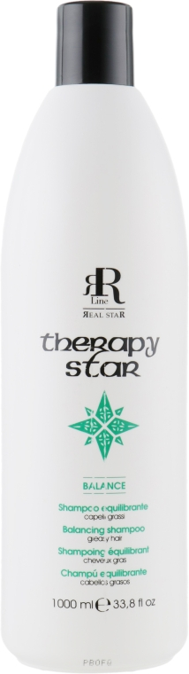 Шампунь себорегулирующий для кожи головы - RR Line Balance Star Shampoo