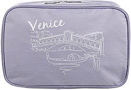 Духи, Парфюмерия, косметика Дорожный органайзер для косметики, фиолетовый - Mindo Venice