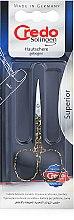 Духи, Парфюмерия, косметика Ножницы для кутикулы, 8 см, 11011 - Credo Solingen