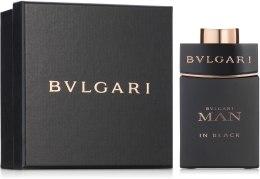 Духи, Парфюмерия, косметика Bvlgari Man In Black - Парфюмированная вода (мини)