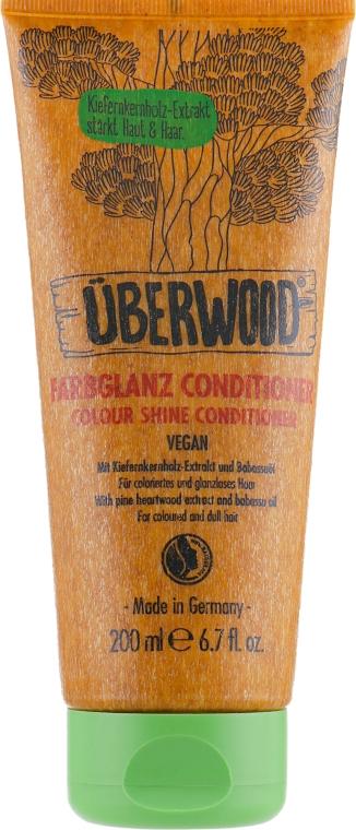 """Кондиционер для окрашенных волос """"Сияние цвета"""" - Uberwood Colour Shine Conditioner"""