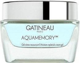 Духи, Парфюмерия, косметика Увлажняющий крем - Gatineau Aquamemory Moisture Replenish Cream-gel