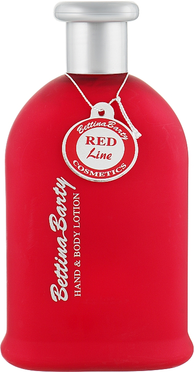 Лосьон для рук и тела - Bettina Barty Red Line Hand & Body Lotion