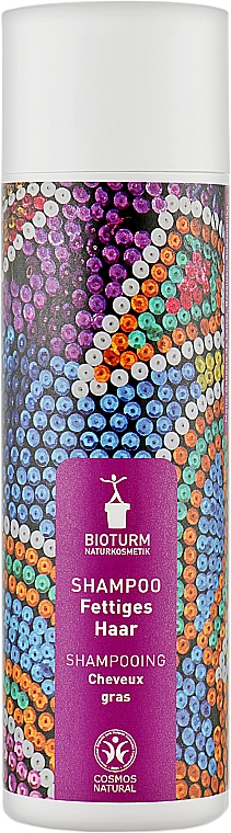 Шампунь для жирных волос - Bioturm Shampoo For Oily Hair Nr. 101