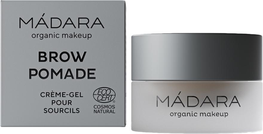 Помада для бровей - Madara Cosmetics Brow Pomade