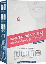 Духи, Парфюмерия, косметика Система для отбеливания зубов - Global White