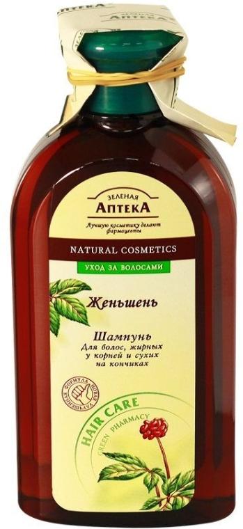 Шампунь - Зеленая Аптека — фото N1