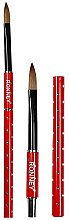 Духи, Парфюмерия, косметика Кисточка для дизайна ногтей, RN 00442 - Ronney Professional Acrylic Nail Art Brush №10