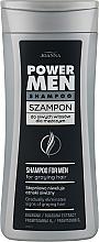 Духи, Парфюмерия, косметика Шампунь для мужчин для седых волос - Joanna Power Graying Hair Shampoo For Men