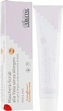 Духи, Парфюмерия, косметика Маска-скраб для лица на основе фиалки без аллергенов - Argital Allergen-free Violet exfoliant mask