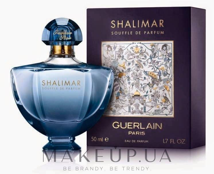 Makeup Guerlain Shalimar Souffle De Parfum парфюмированная вода
