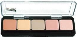 Духи, Парфюмерия, косметика Палетка корректоров для макияжа - Graftobian HD Glamour Creme Palette Corrector