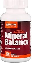 Духи, Парфюмерия, косметика Минеральный комплекс - Jarrow Formulas Mineral Balance, Iron-Free