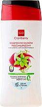 Духи, Парфюмерия, косметика Шампунь против перхоти - GoCranberry Anti-Dandruff Shampoo