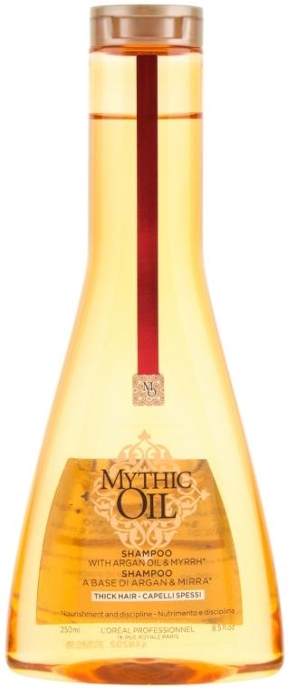 Шампунь для волос - L'Oreal Professionnel Mythic Oil Shampoo Thick Hair