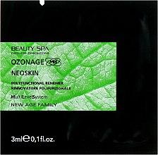 Духи, Парфюмерия, косметика Полифункциональный обновляющий крем - Beauty Spa Ozonage Neoskin (пробник)