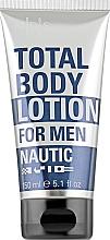 "Духи, Парфюмерия, косметика Лосьон для тела ""Морской"", для мужчин - Mades Cosmetics Nautic Body Lotion"