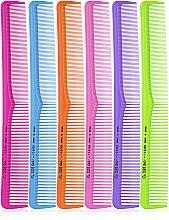 Духи, Парфюмерия, косметика Набор разноцветных мужских расчесок 03250, 60 штук - Eurostil