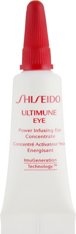 Концентрат для кожи вокруг глаз - Shiseido Ultimune Power Infusing Eye Concentrate (пробник) — фото N2