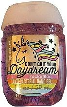 Духи, Парфюмерия, косметика Антибактериальный гель для рук - Bath And Body Works Pink Lemonade Hand Sanitizer Don't Quit Your Daydream