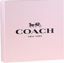 Духи, Парфюмерия, косметика Coach New York Eau De Parfum - Набор (edp/90ml + b/lot/100ml + edp/7.5ml)