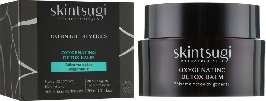 Кислородный бальзам для лица с детокс-эффектом - Skintsugi Oxygenating Detox Balm