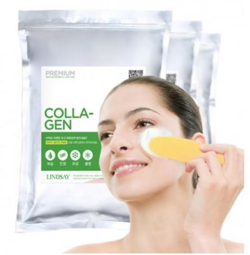 Моделирующая альгинатная маска с колагеном - Lindsay Modeling Mask Cap Pack Collagen