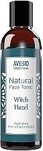 Духи, Парфюмерия, косметика Натуральный тоник для лица - Avebio Natural Face Tonic Witch Hazel