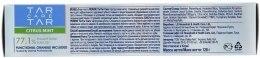 """Зубная паста """"Цитрусовая мята"""" - LG Household & Health Perioe TarTar Care Citrus Mint — фото N4"""