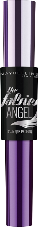 Тушь для ресниц - Maybelline New York The Falsies Push Up Angel Mascara